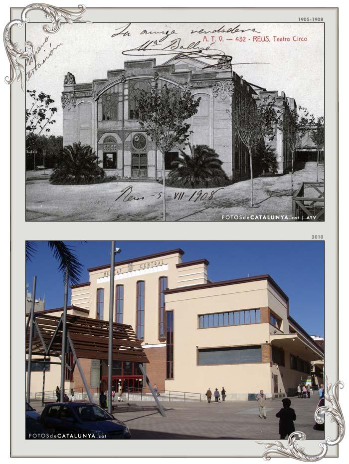 Reus antic teatre circ fotos de catalunya - Tapiceros en reus ...